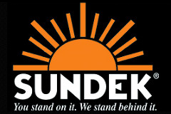 Sundeck - You stand on it. We stand behind it.